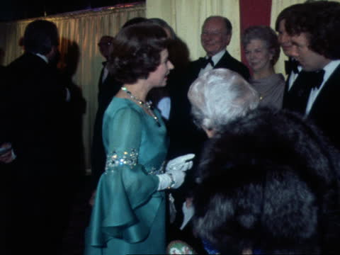 """'murder on the orient express' premiere; - ulf england: london: ext / nightms sign on cinema """"murder on the orient express""""intcs dame agatha christie... - john gielgud stock videos & royalty-free footage"""