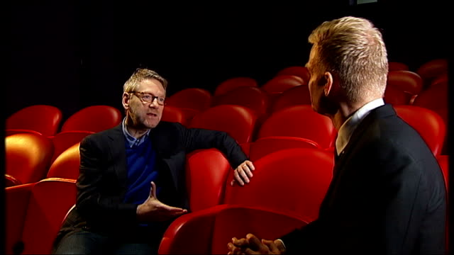 my week with marilyn biopic of marilyn monroe released england london int kenneth branagh interview sot - 伝記映画点の映像素材/bロール