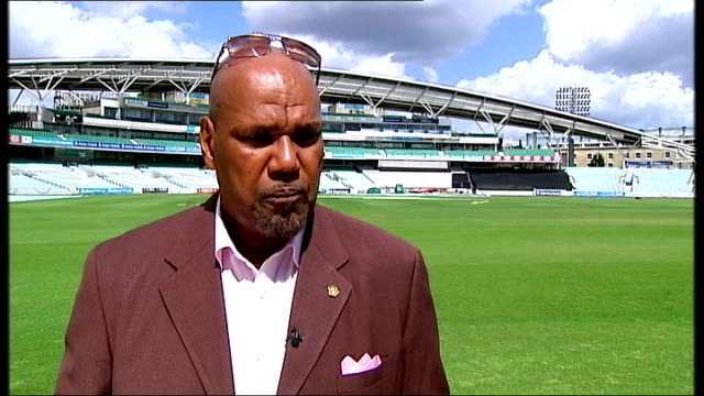 new documentary about West Indies cricket team Colin Croft interview SOT