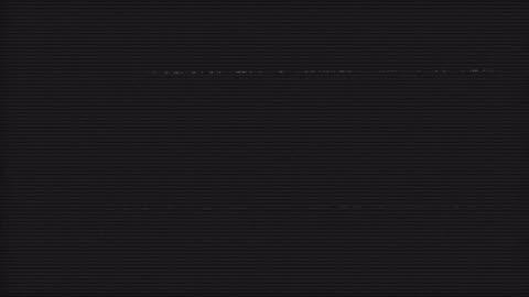 vídeos y material grabado en eventos de stock de película ruido en pantalla del televisor analógico vhs - rayado dañado