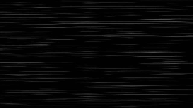 film-lärm auf analoge tv-bildschirm vhs - schwarzweiß bild stock-videos und b-roll-filmmaterial