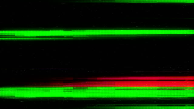 film noise on analog tv screen vhs - strobe light stock videos & royalty-free footage