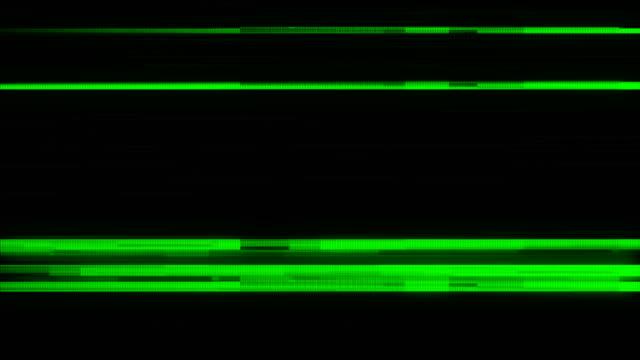 vídeos de stock, filmes e b-roll de ruído de filme na tela de tv analógica vhs - efeito fotográfico