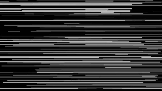 film noise on analog tv screen vhs - distorto video stock e b–roll
