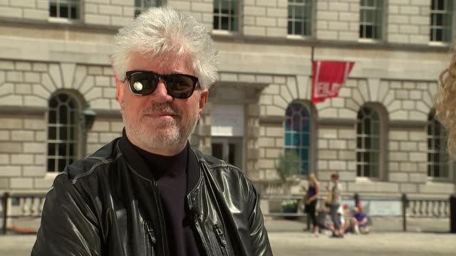 Pedro Almodovar interview Almodovar interview SOT