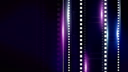 Film Reel Concept Background
