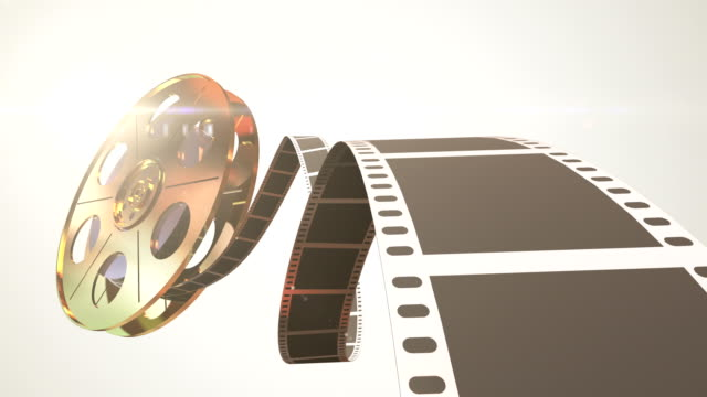 film reel | loopable - film premiere stock videos and b-roll footage