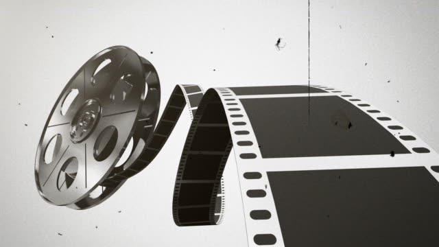 Film Reel | Loopable