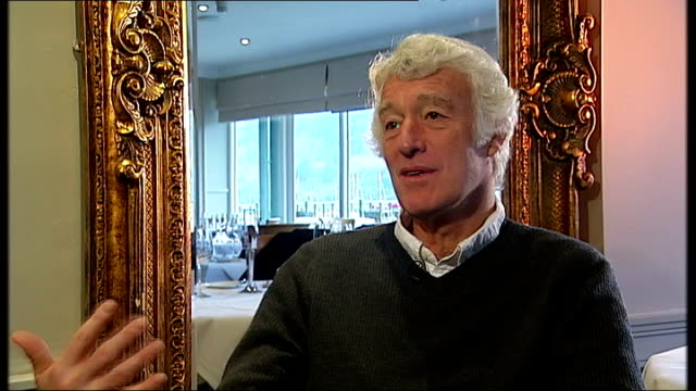 roger deakins nominated for two oscars england devon dartmouth int roger deakins interview sot - dartmouth england stock videos & royalty-free footage