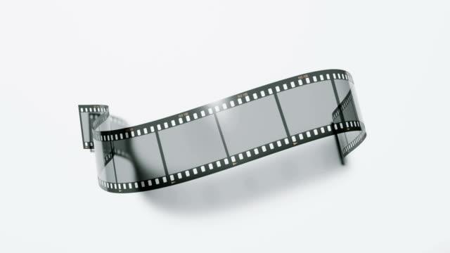 stockvideo's en b-roll-footage met film roll banner in 4 k resolutie - dia