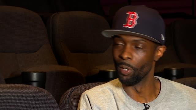 Short film 'Edek' features collaboration between Holocaust survivor and hip hop artist ENGLAND INT Kapoo interview SOT