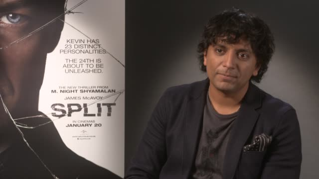 film 'split' james mcavoy and mnightshyamalan interviews film 'split' james mcavoy and mnightshyamalan interviews mnightshyamalan interview sot on... - pornographic movie stock videos and b-roll footage