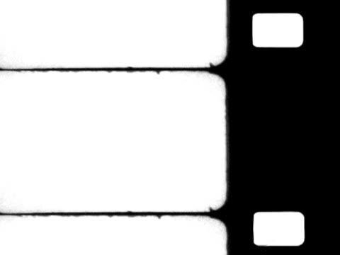 stockvideo's en b-roll-footage met film sprocket holes. ntsc/ pal - sprocket