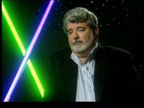 Star Wars Phantom of the Menace UK Royal premier George Lucas interview SOT Talks of Star Wars enthusiasts