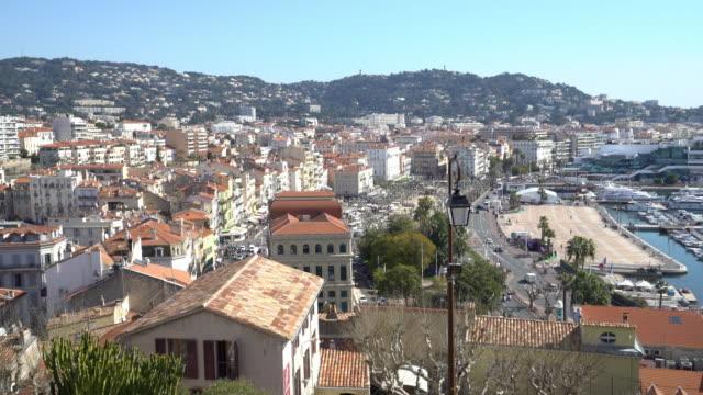 inclinaison du film de Cannes (France)
