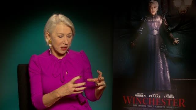 helen mirren interview; england: london: int helen mirren interview sot - helen mirren stock videos & royalty-free footage