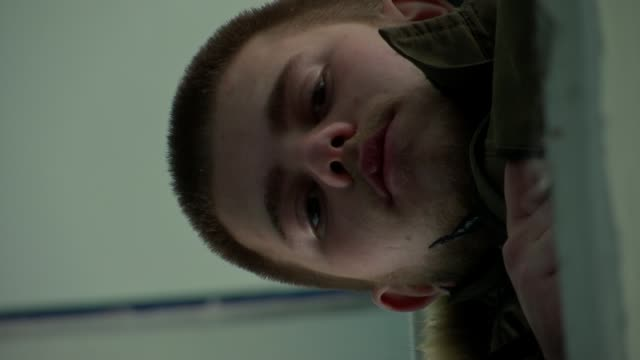 Young people make film drama about realities of youth violence and London's knife crime epidemic ENGLAND London INT **Daniel Phelan interview...