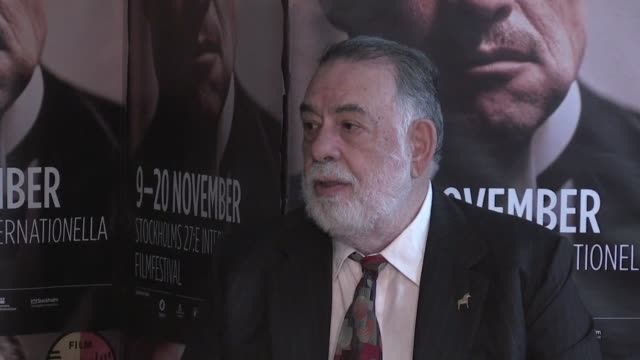 Filmmaker Francis Ford Coppola says he is willing to give Donald Trump the benefit of the doubt as the director receives the Lifetime Achievement...