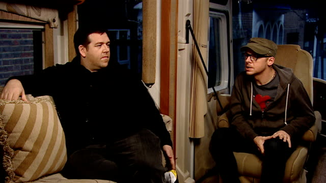 'paul' interviews with simon pegg and nick frost simon pegg and nick frost interview continued sot on sigourney weaver as person and as an actress on... - sigourney weaver stock videos & royalty-free footage