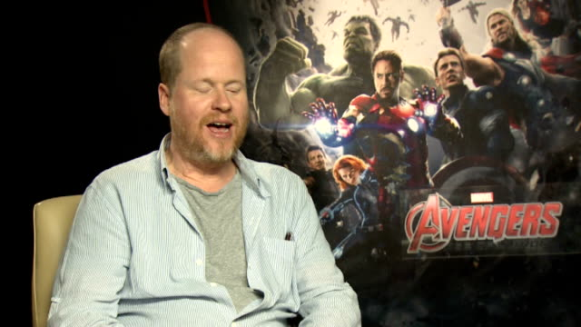 The Avengers Age of Ultron Cast interviews Joss Whedon interview SOT