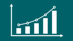 Finance Or Business Infographic Bar Graph Or Chart Concept.