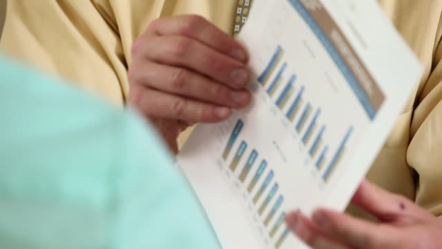 CU TU Financial Advisor Reviewing Paperwork with Clients / Richmond, Virginia, USA