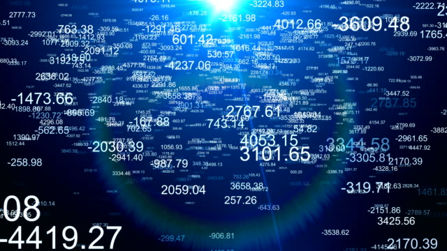 financial figures data analyzing - exchange rate stock videos & royalty-free footage