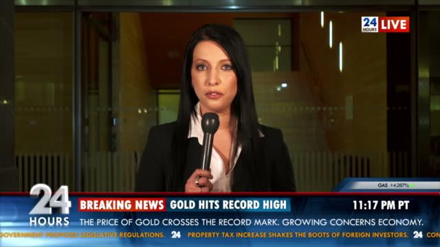 HD: Giornalista generazione di report in tempo reale sulla posizione