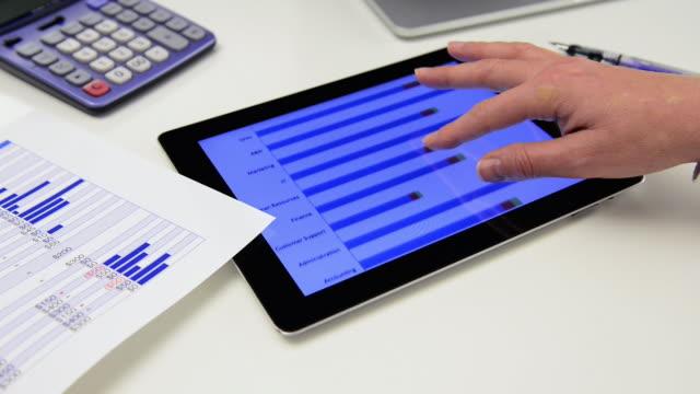 Financial touchscreen