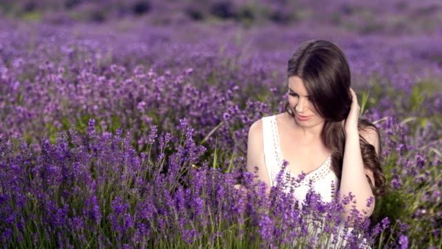 I find my lavender flower