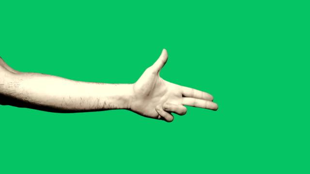 Finger-Gun-Pistolen