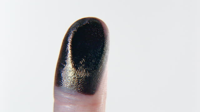 fingerprint on glass - human finger stock videos and b-roll footage