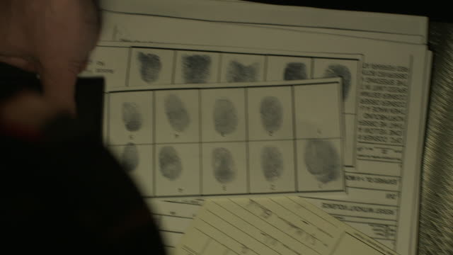 CU of fingerprints