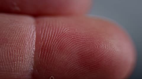 fingertips close up. personal pattern - natural pattern stock videos & royalty-free footage