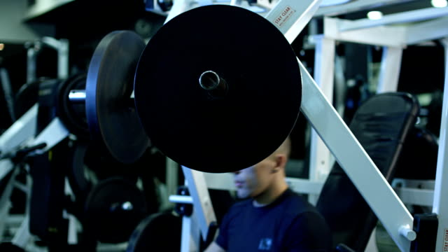 finishing workout - exercise machine stock videos & royalty-free footage