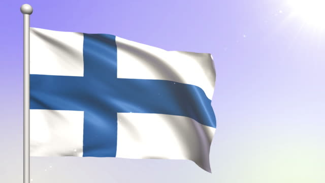 Finland Flag (Loopable)