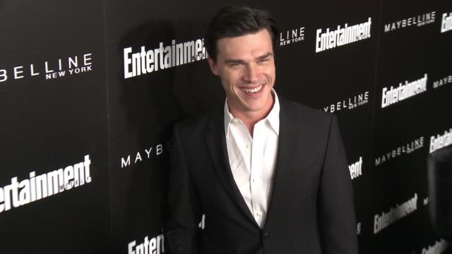 finn wittrock at 2016 entertainment weekly screen actors guild party at chateau marmont on january 29 2016 in los angeles california - entertainment weekly stock-videos und b-roll-filmmaterial