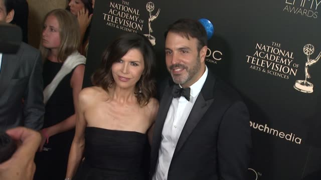 Finola Hughes at The 40th Annual Daytime Emmy Awards on 6/16/13 in Los Angeles CA
