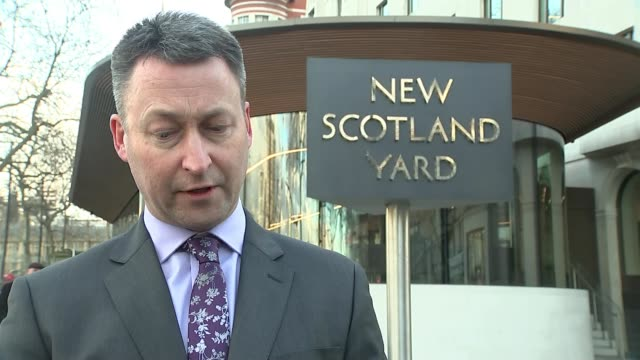 Darren Osborne convicted of murder Westminster New Scotland Yard EXT Commander Dean Haydon interview SOT re Darren Osborne radicalisation New...