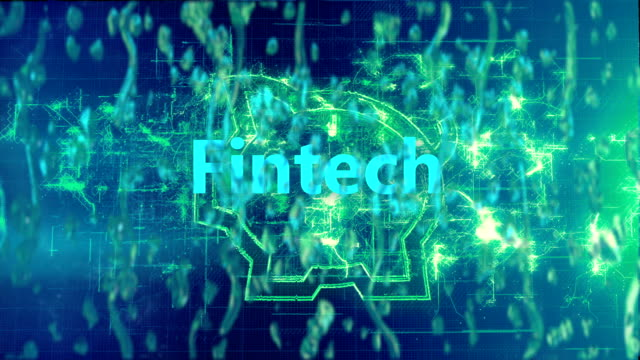 fintech - financial technology stock videos & royalty-free footage