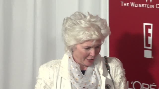 fionnula flanagan at the 2006 weinstein company pre-oscar party at the pacific design center in west hollywood, california on march 4, 2006. - oscar party stock videos & royalty-free footage