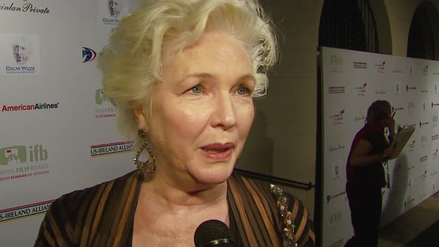 Fionnula Flanagan Irish actress On Irish pride on the popularity of this event on her memories of Van Morrison's performances at the US Ireland...