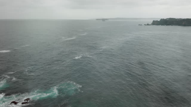 4k fire aftermath on the coast - coastline stock videos & royalty-free footage
