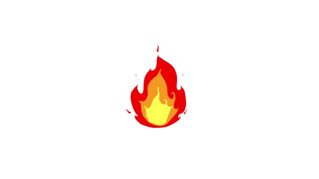 fire animation - inferno stock videos & royalty-free footage