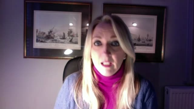 Hundreds of vehicles destroyed ENGLAND INT Sue Wright interview via internet SOT