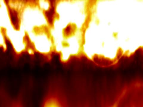 火災の背景  - 幻想点の映像素材/bロール
