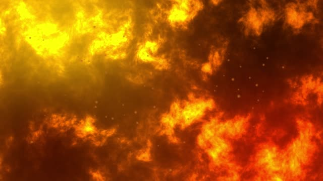 fire backgrounds - fireball stock videos & royalty-free footage