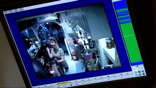 fire brigade voice safety concerns over ecigarettes via ytv news / file april 2014 cctv footage showing ecigarette 'exploding' on hotel reception... - brigade stock videos and b-roll footage