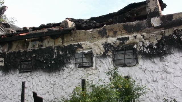 HD: fire damage