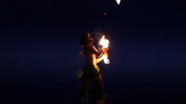 Fire Dancer Solo
